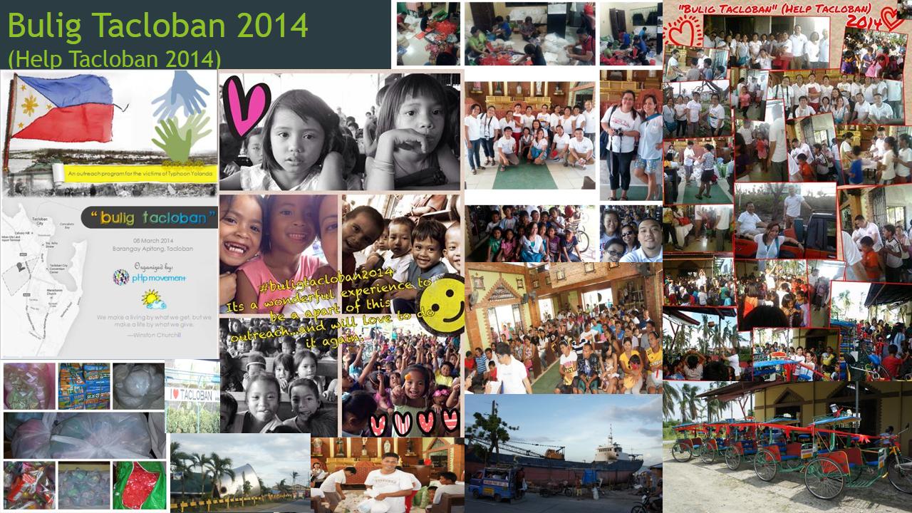 Bulig Tacloban 2014